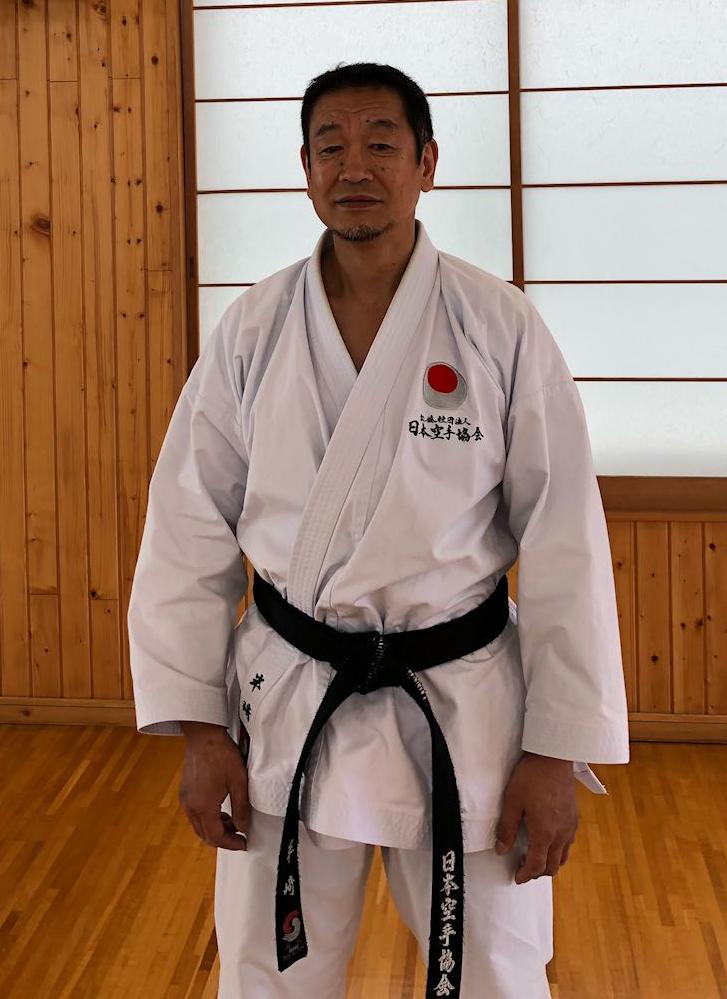 Hanzaki sensei